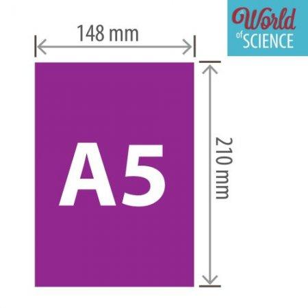 Размеры формата А5