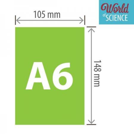 Размеры формата А6