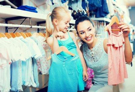 Таблица всех размеров детской одежды