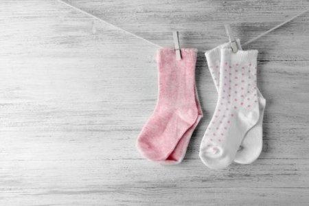 Размеры носков для детей в таблице